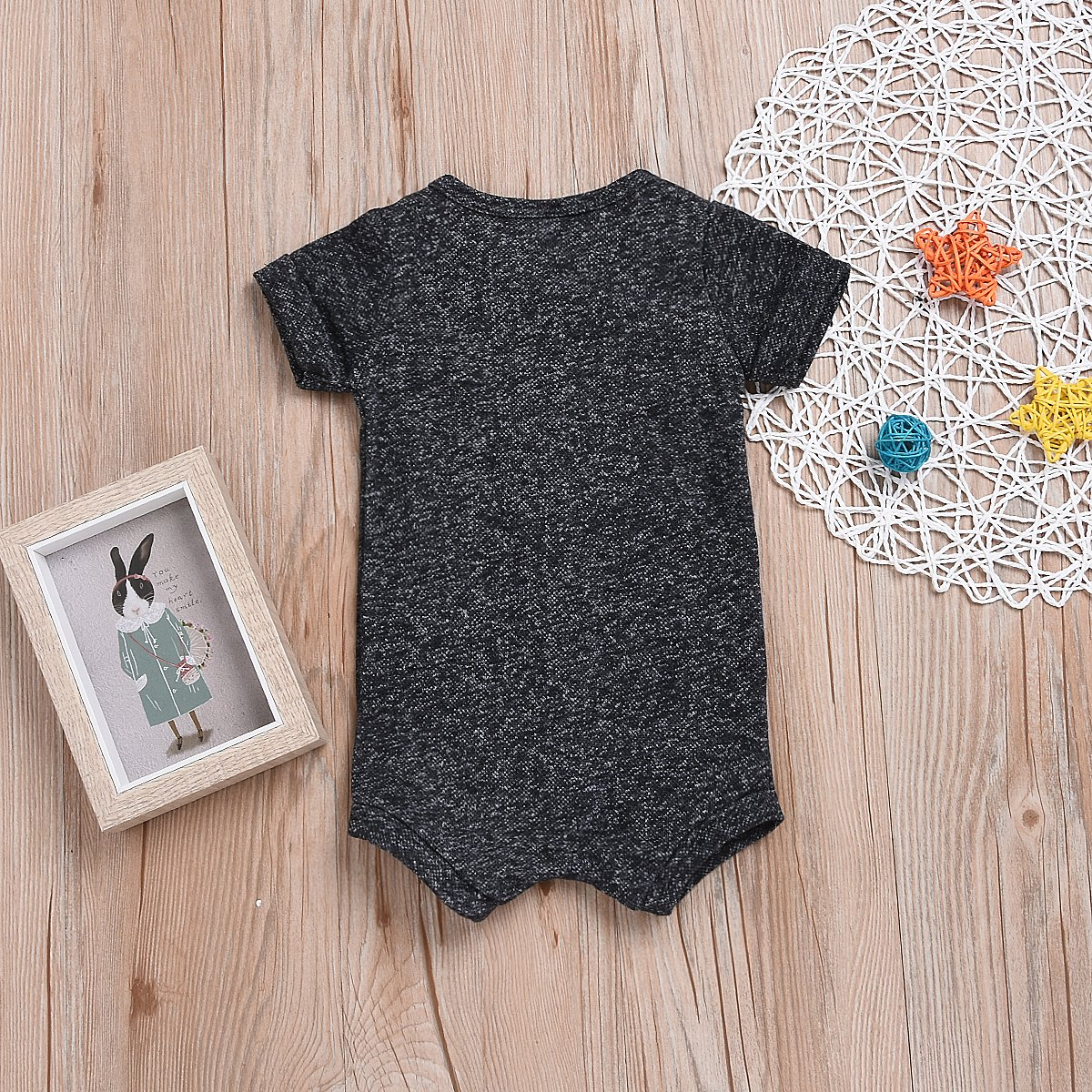 Amazon.com: Conjunto de ropa de verano de manga corta para ...