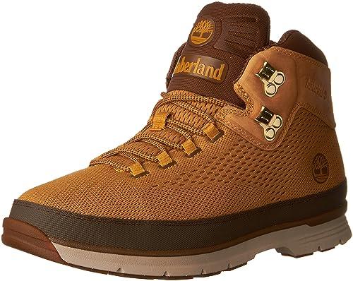 Botines de Hombre TIMBERLAND A1JAR Wheat Talla 44: Amazon.es: Zapatos y complementos