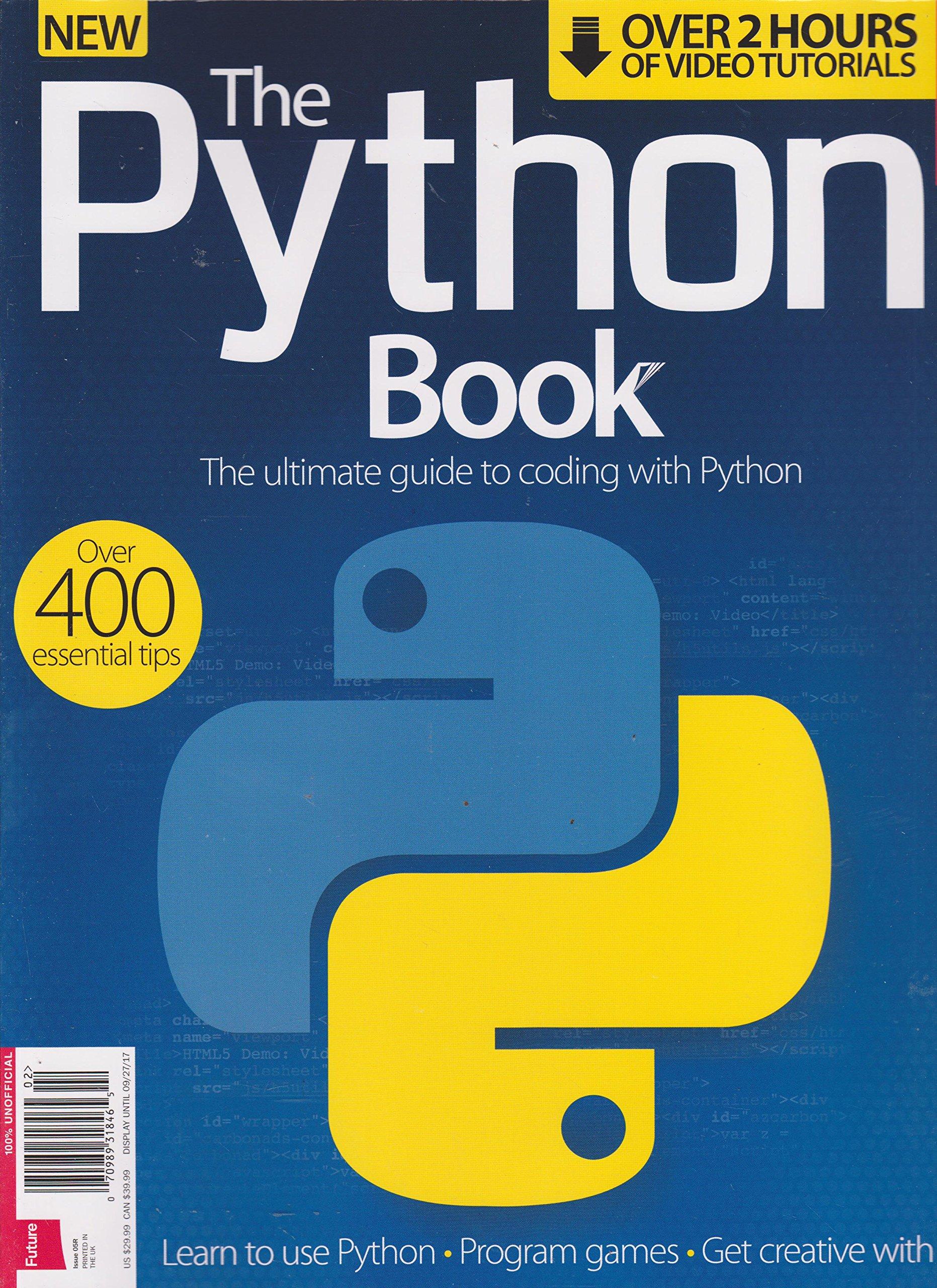 The Python Book Magazine Revised 5th Edition pdf epub