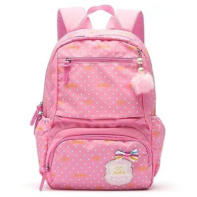Ali Victory Waterproof Cute Backpack for Girls Large Kids Bookbag