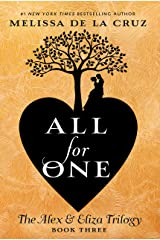 All for One (The Alex & Eliza Trilogy) Paperback
