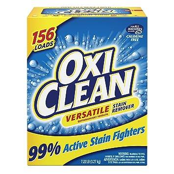 Amazon Oxiclean Versatile Stain Remover 722 Lbs Health