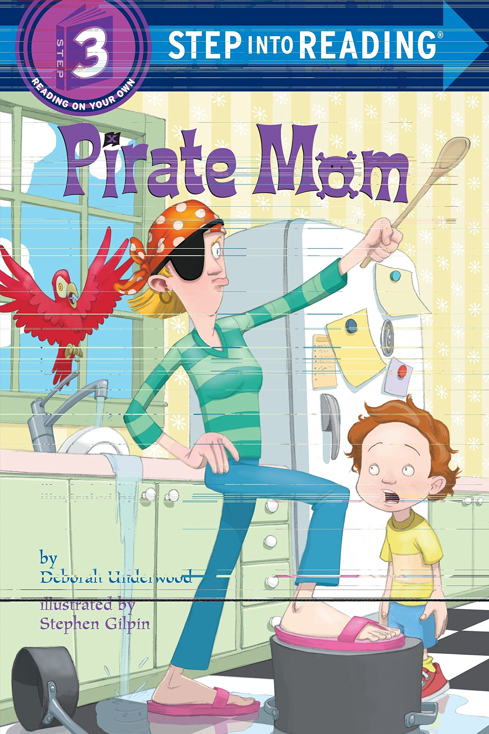Read Online Pirate Mom (Step into Reading) pdf