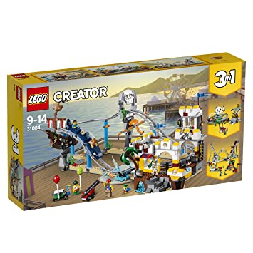 Lego Creator LEGO Bau- & Konstruktionsspielzeug Baukästen & Konstruktion