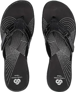 497d7c762e39 Amazon.com  Clarks Women s Arla Glison Flip Flop  Shoes