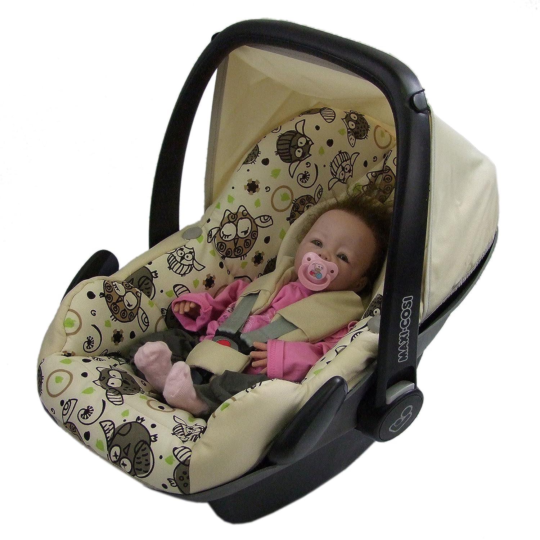 Bezug f/ür Babyschale Komplett-Set *NEU* $5 BAMBINIWELT Ersatzbezug f/ür Maxi-Cosi PEBBLE 5-tlg