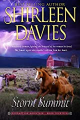 Storm Summit (Redemption Mountain Historical Western Romance Book 14) Kindle Edition
