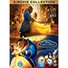 Beauty & The Beast Live Action/Animated Doublepack 2017