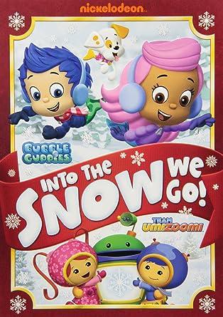Amazon com: Bubble Guppies / Team Umizoomi: Into the Snow We Go