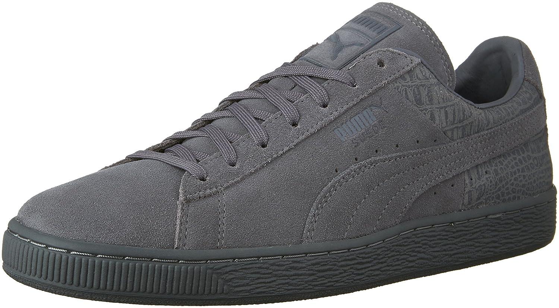 Puma Unisex-Erwachsene 361372 Sneaker, Violett  42.5 EU|Steel Gray