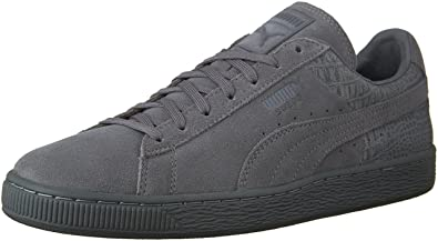 Puma Men s Suede Classic Casual Emboss Fashion Sneaker  Buy Online ... 72a62cdfc