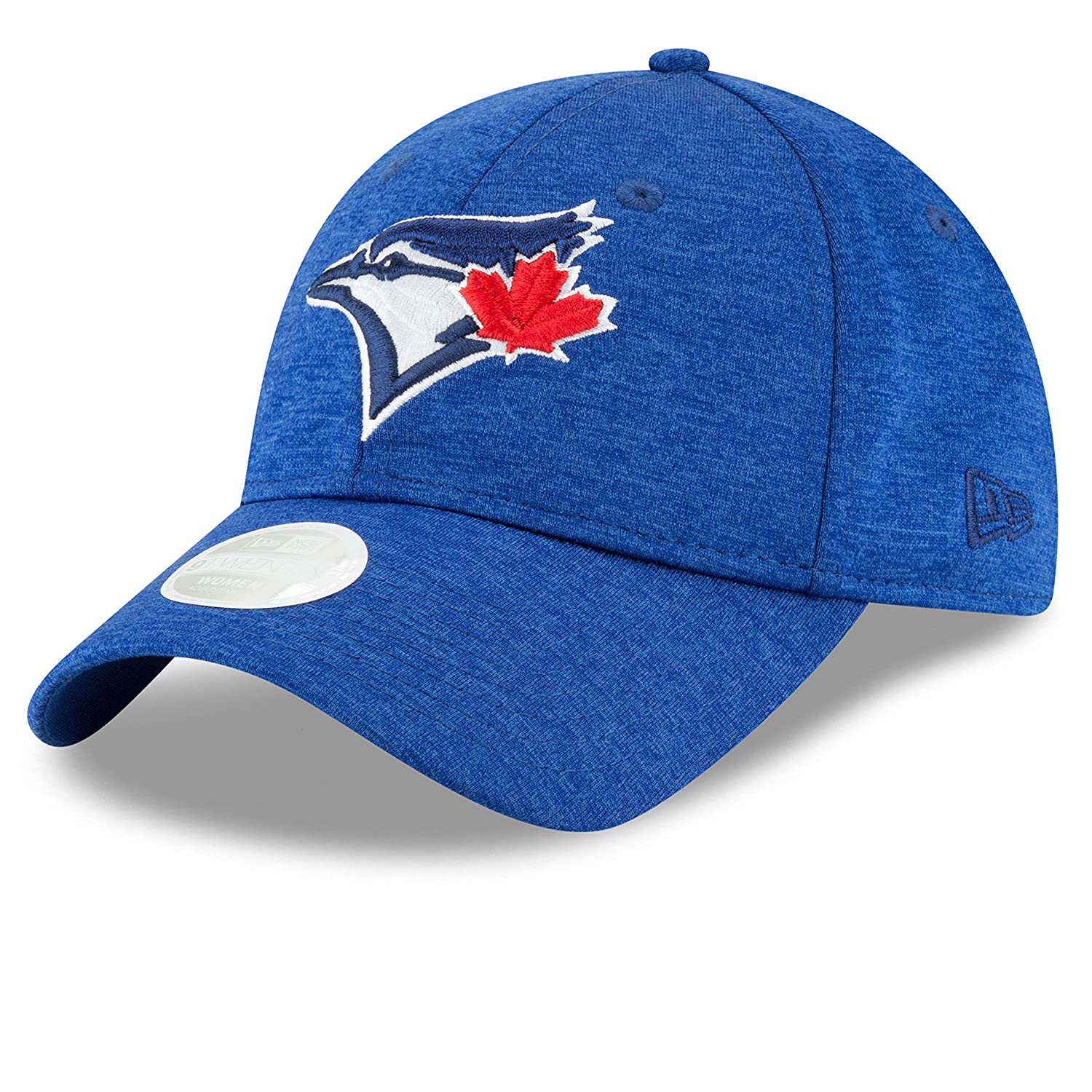 Toronto Blue Jays Women's Shadow Twist 9TWENTY Adjustable Hat - Size One Size New Era