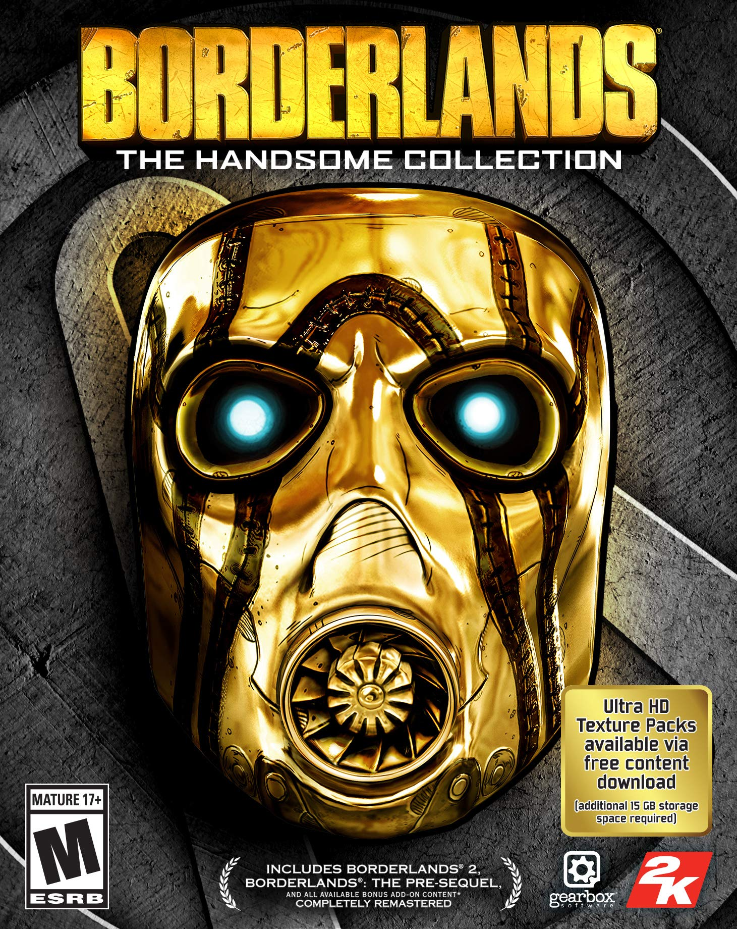 Amazon com: Borderlands: The Handsome Collection [Online