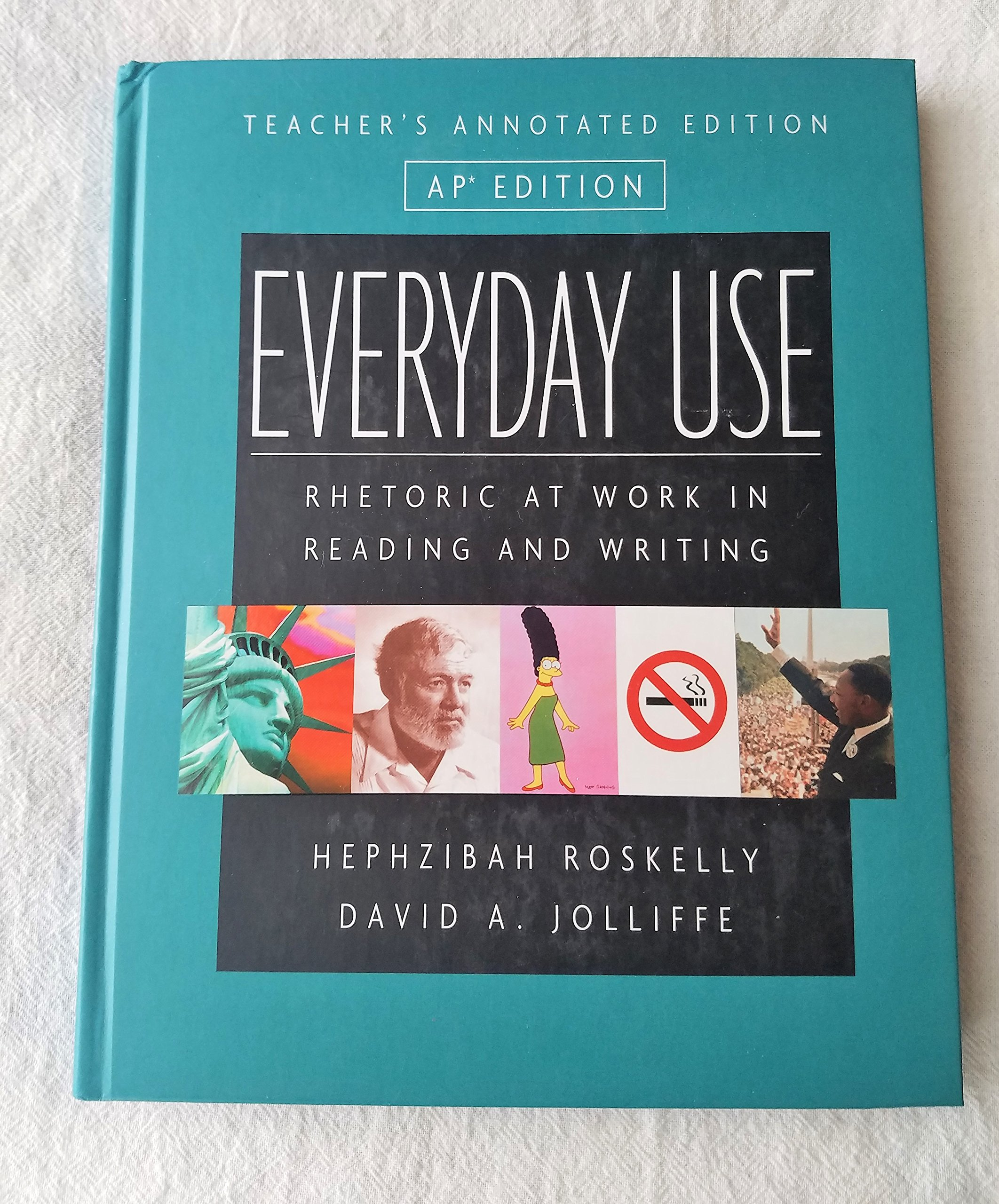 Everyday Use: Rhetoric at Work in Reading and Writing ebook