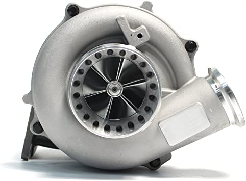 SUPERCELL 94-97 Ford Powerstroke 7.3 TP38 Turbo Billet Compressor Wheel DIY Upgrade Kit
