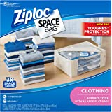 Ziploc Space Bag, 5 Count
