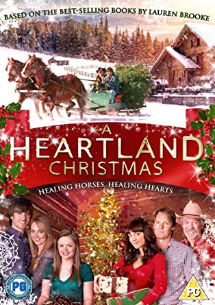 A Heartland Christmas.A Heartland Christmas Dvd Amazon Co Uk Amber Marshall