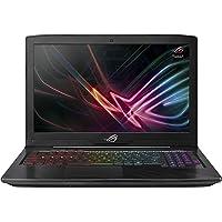 """Asus ROG Strix Hero Edition Gaming Laptop, 15.6"""" FHD 120Hz 3M, 8th-Gen Intel Core i7-8750H Processor, GeForce GTX 1050 Ti 4GB, 16GB DDR4, 128GB PCIe SSD + 1TB FireCuda SSHD, Windows 10 - GL503GE-ES73"""