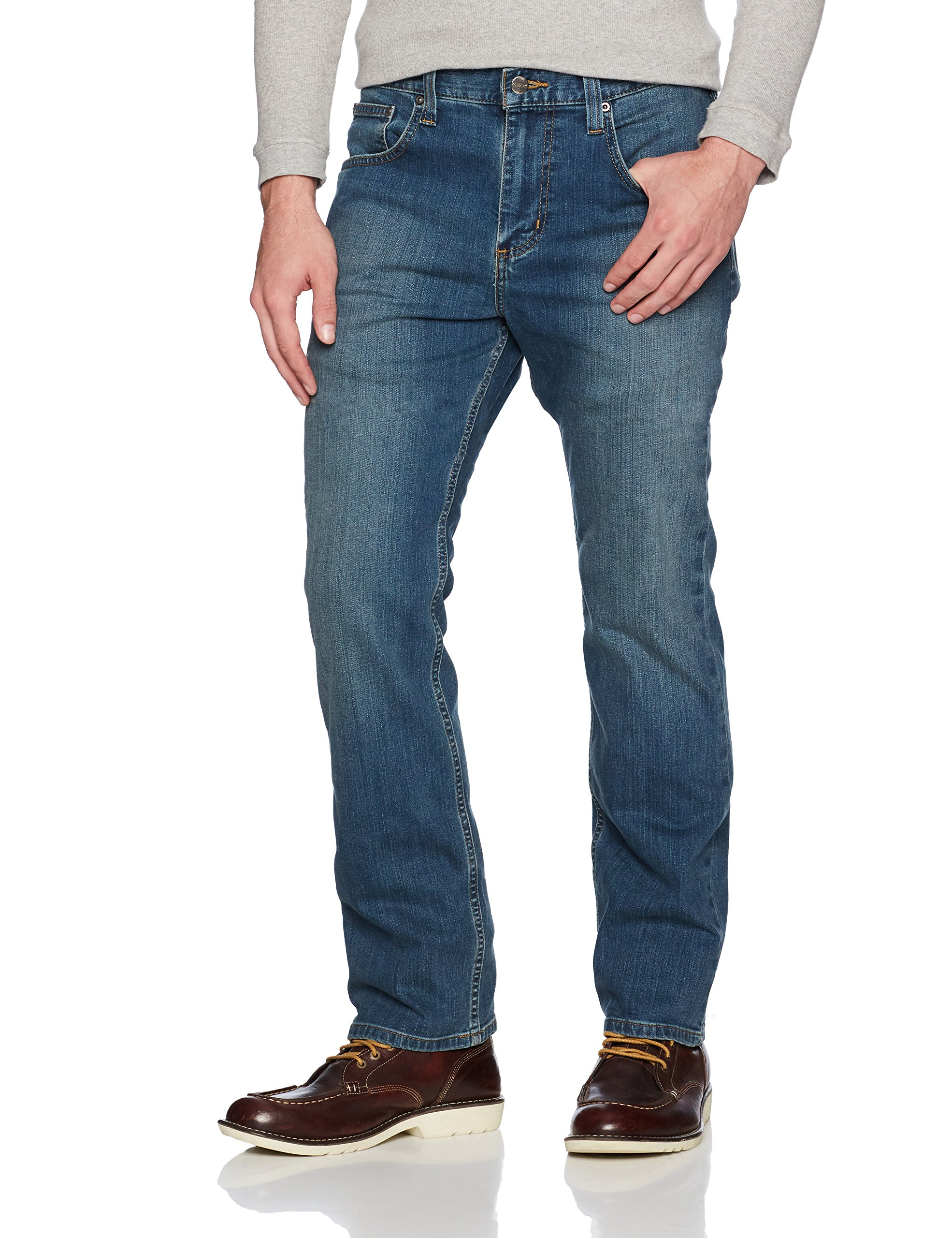Carhartt Men's Rugged Flex Relaxed Straight Jean, Coldwater, 36W X 32L