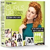 DevaCurl Curls Up Combs Down: The No-Limits Kit for Wavy & Curly Hair