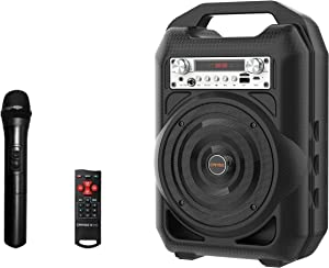 EARISE T35 PA System with Wireless Microphone
