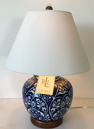 Beau Ralph Lauren Ginger Jar Table Lamp Medium, Round 19u0026quot; ...