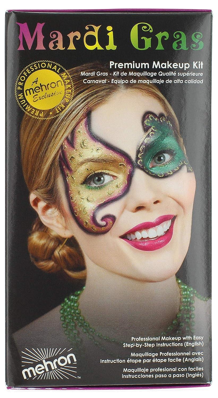 Mardi Gras Eye Makeup Man Topsimages