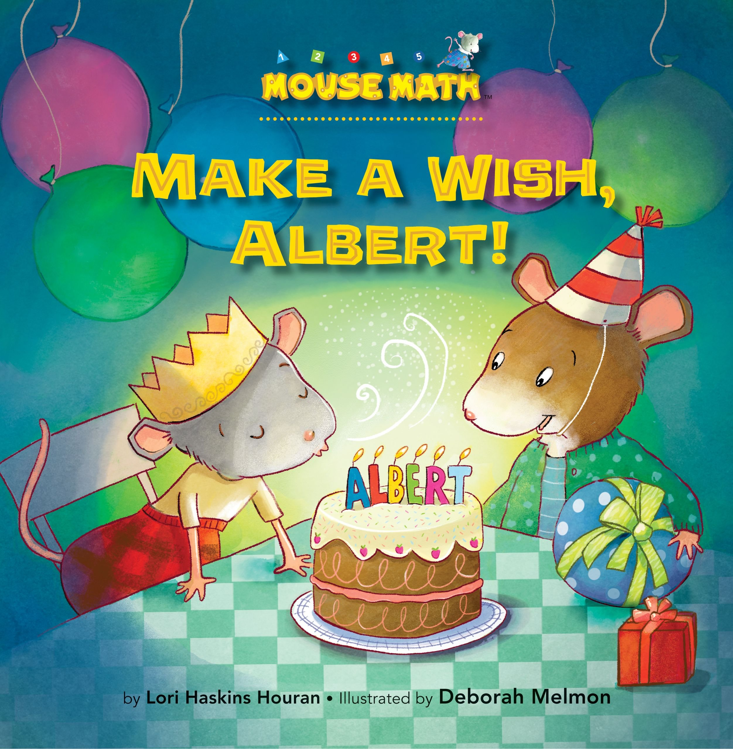 Download Make a Wish, Albert! (Mouse Math) ebook