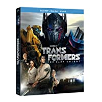 Transformers : The Last Knight [Blu-ray + Blu-ray bonus]