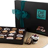Oh! Nuts Chocolate Covered Cookie Gift