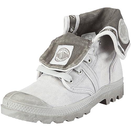 35 talla Palladium Grey gris Color Pallabrouse Baggy aventura de Botas 5 qxUUHSRY