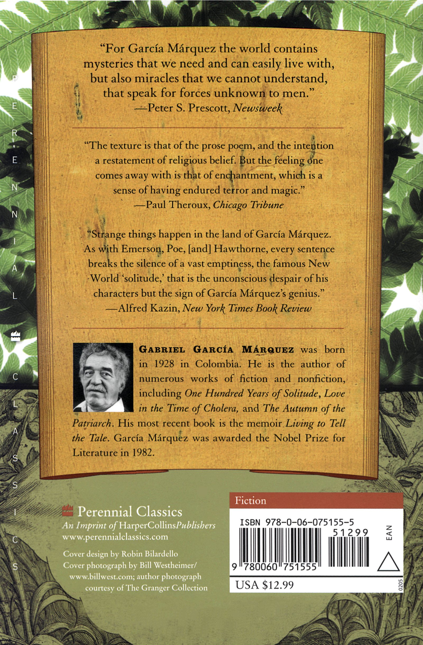 Amazon leaf storm and other stories perennial classics amazon leaf storm and other stories perennial classics 9780060751555 gabriel garcia marquez books fandeluxe Gallery
