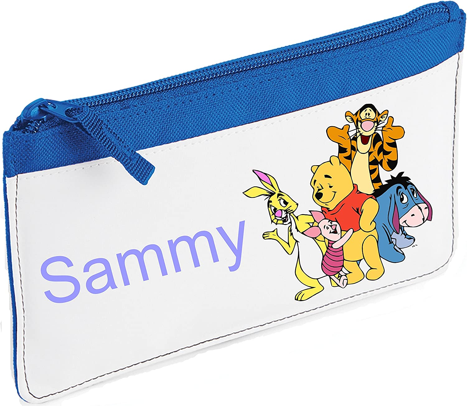 Choice of colours Personalised Eeyore  Pencil Case