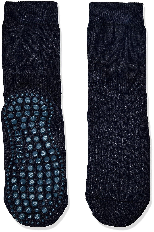 Cotton Blend Manufacturer size: 31-34 1 Pair Blue UK 12-2.5 FALKE Kids Catspads Slipper Socks Dark Navy 6370