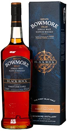 Image result for bowmore black rock