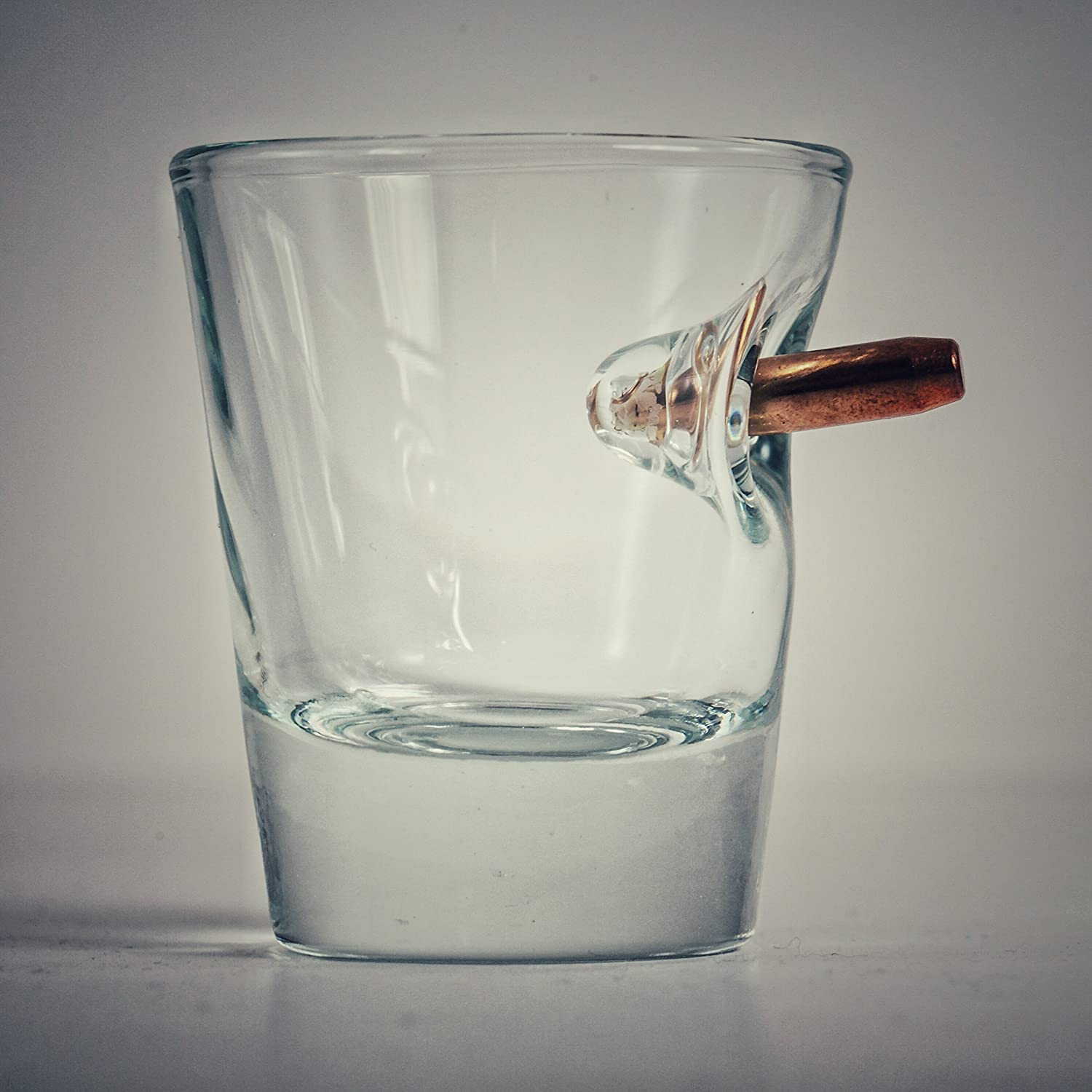 Lovely Amazon.com: The Original BenShot Shot Glass With Real 0.308 Bullet  #Bulletproof MADE In The USA: Handmade