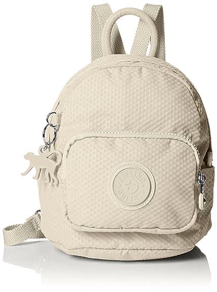 49d4dd3bb06e Kipling Mini Women s Backpack Bpc - Dots Cream