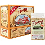 Bob's Red Mill Crunchy Coconut Granola, 18 Ounce (Pack of 4)
