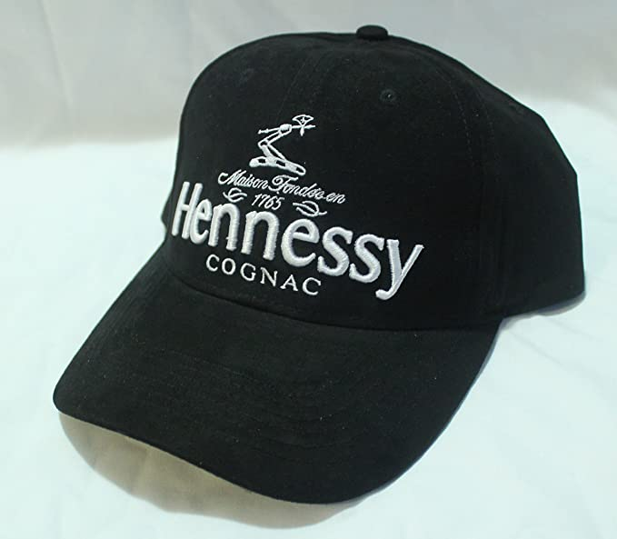 6c6db45e49 Hennessy Suede Dad Hat Baseball Cap (Black)  Amazon.ca  Clothing ...