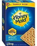 Honey Maid Family Size Graham Crackers, 25.6 Ounce