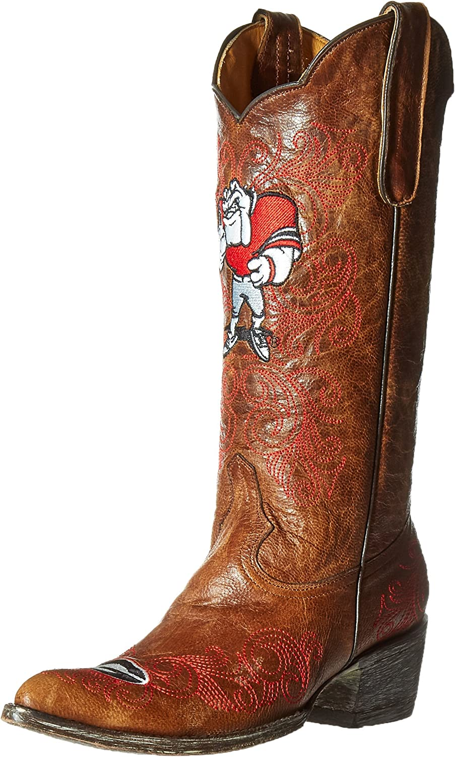 Gameday Boots NCAA New mail order Ranking integrated 1st place Womens Ladies 13 University inch Boot