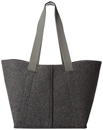 Amazon.com: Ibex Outdoor Clothing Reclaimed Wool Felt Tote Bag ...