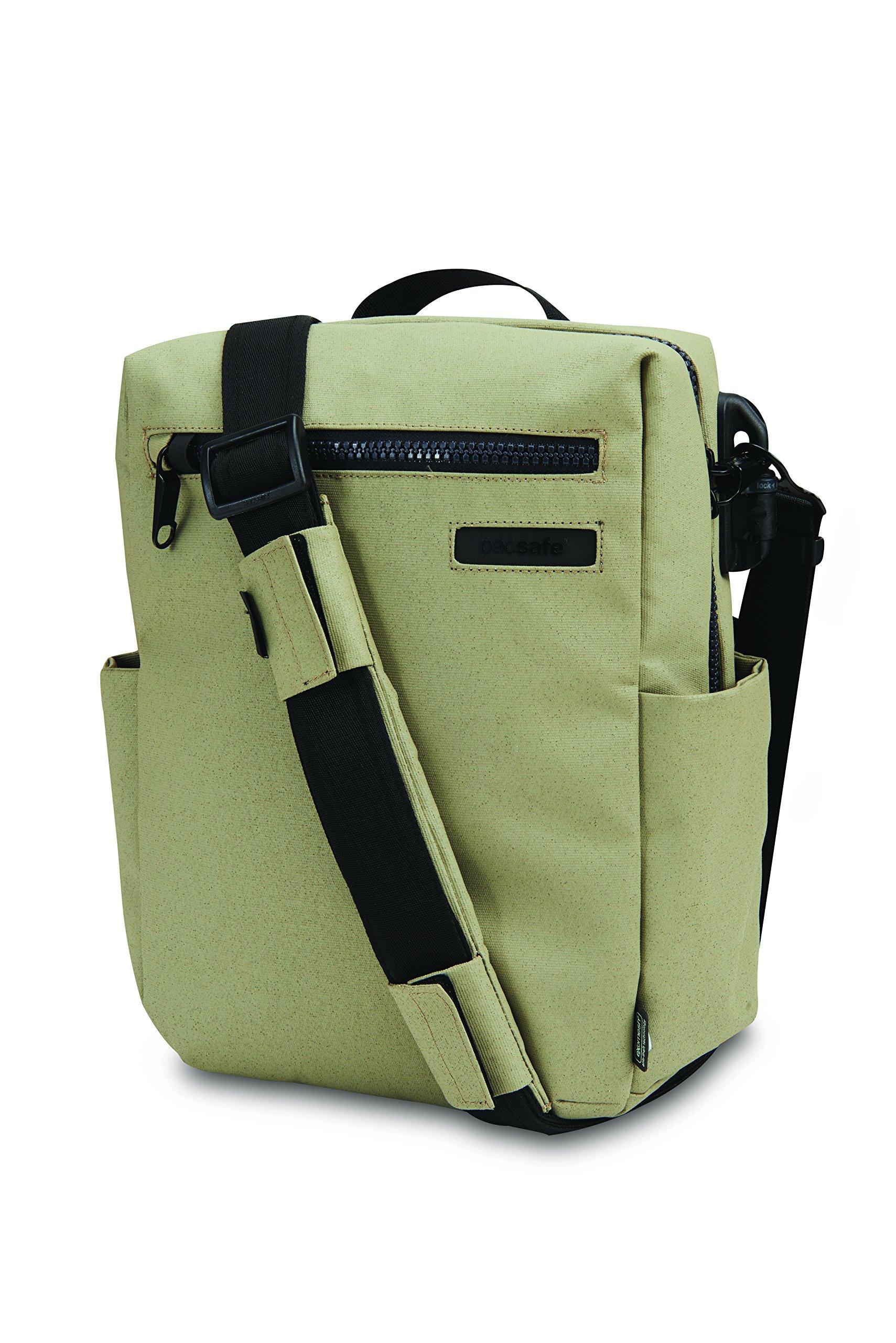 Pacsafe Intasafe Z250 Anti-Theft Travel Bag, Slate Green