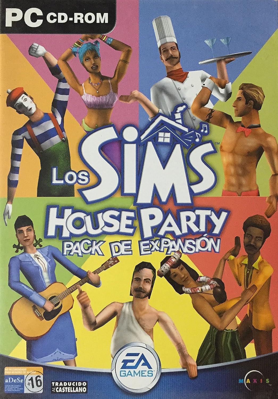 Los sims house party pack de expansión: Amazon.es: Videojuegos
