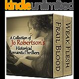 Jo Robertson's Historical Romantic Suspense Collection