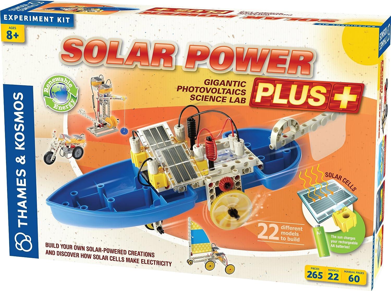 Thames  Kosmos Solar Power Plus by Thames  Kosmos