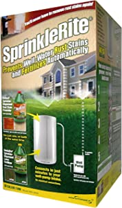SprinkleRite ESX01028 Tank System for Lawn and Landscape Care, 36 Gallon Tank