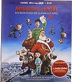Mission : Noël - Les aventures de la famille Noël [Combo Blu-ray 3D + DVD]