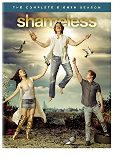 Book Cover: Shameless: Season 8