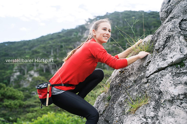 Seven Mountains - Juego de Bolos de magnesio y Cepillo para magnesio